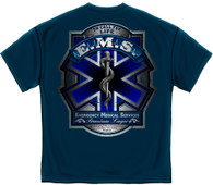EMS On Call For Life T-Shirt (FF2098)
