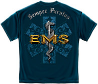 EMS Semper Paratus T-Shirt (FF2122)
