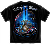Marine Corps United We Stand T-Shirt (FF2067US)