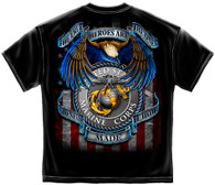 Marine Corps All Gave Some - Some Gave All T-Shirt (MM117)
