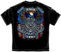 Army Service, Honor & Sacrifice T-Shirt (MM121)