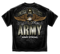 Army Large Eagle T-Shirt (MM2154)