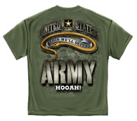 Army Hooah! T-Shirt (MM2155)