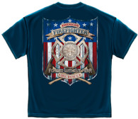 American Firefighter T-Shirt (FF2064)