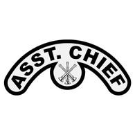 Asst. Chief Extended Helmet Crescent