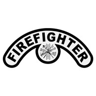 Firefighter Extended Helmet Crescent