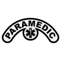 Paramedic Extended Helmet Crescent