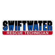 Swiftwater Rescue Technician Decal
