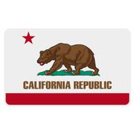 California Flag Decal