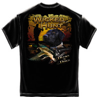 Wicked Hunt Ducks & Dogs T-Shirt