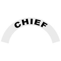 Chief Helmet Crescent