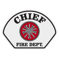 Full Color Chief Helmet Front