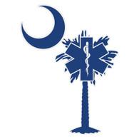 Star of Life on South Carolina Tree & Moon