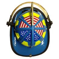 American Flag 1010 Helmet Top
