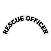Rescue Officer Helmet Crescent