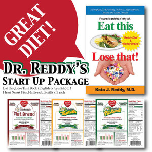 DR REDDY'S START UP PACKAGE