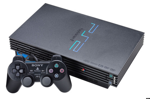Playstation 2 System w/ Dualshock Controller (PS2)