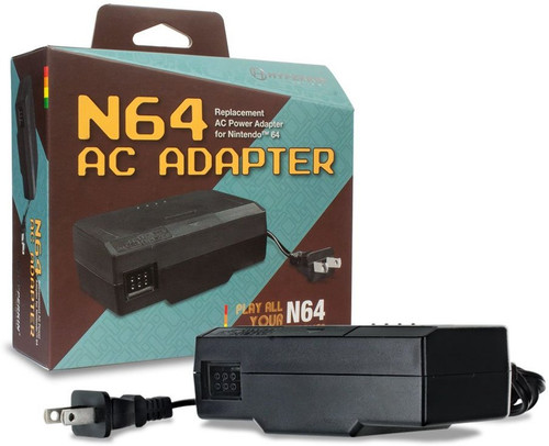 AC Adapter (Nintendo 64)