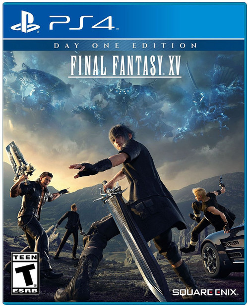 Final Fantasy XV (PS4) (Pre-Owned)