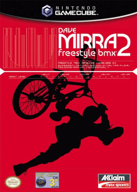Dave Mirra Freestyle BMX 2 (GameCube)