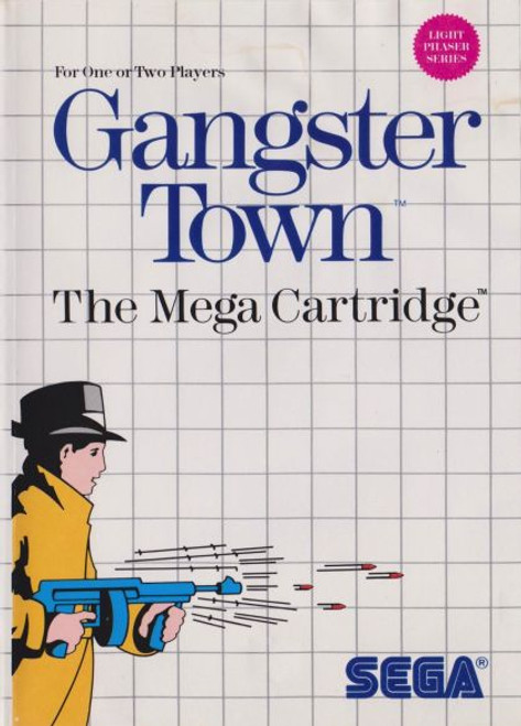 Gangster Town (Master System)
