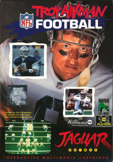 Troy Aikman Football (Super Nintendo)