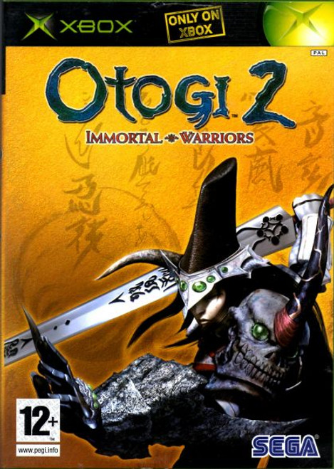 Otogi 2 Immortal Warriors (Original Xbox)