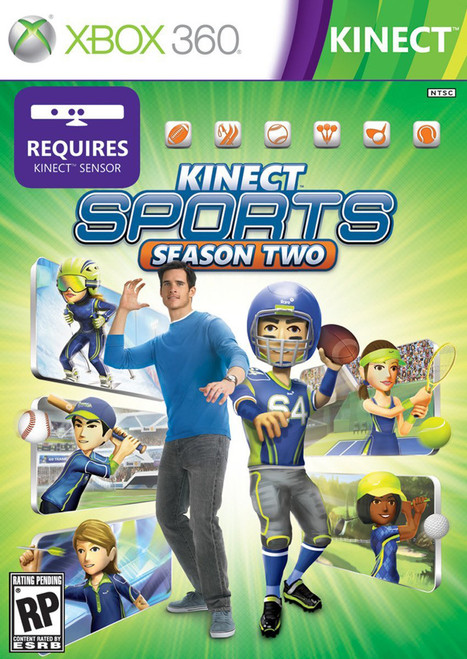 Kinect Sports: Season Two (Pre-Owned) (Xbox 360)