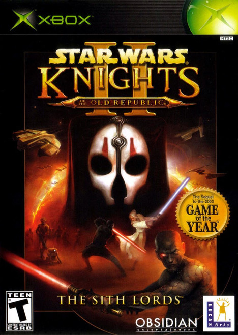 Star Wars: Knights of the Old Republic II: The Sith Lords (Original Xbox)