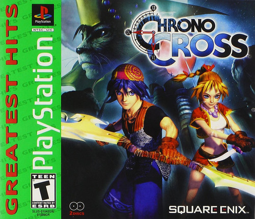 Chrono Cross (PS1) (Game Only)