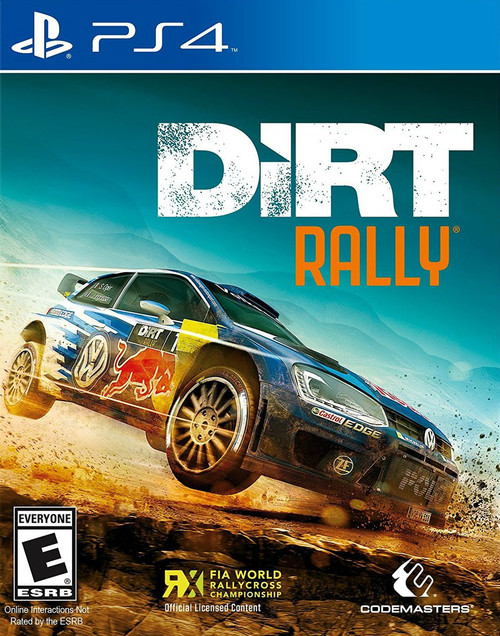 DiRT: Rally (PS4)