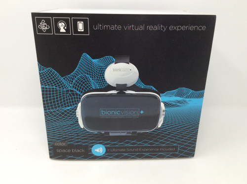 Bionic Vision+: Ultimate Virtual reality Experience