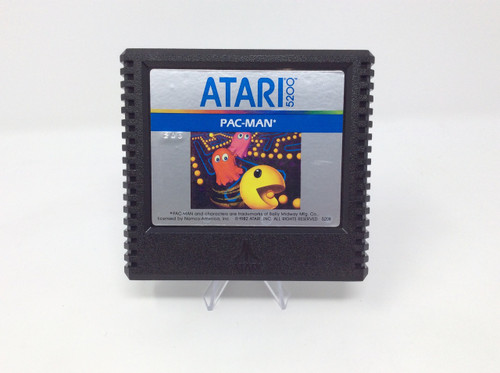 Pac-Man -COMPLETE IN BOX- (Atari 5200)