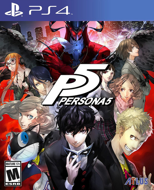 Persona 5 (PS4) (Pre-Owned)