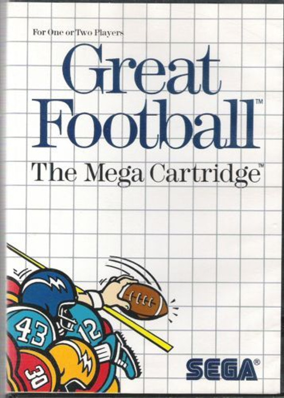 Football, Great (Master System)