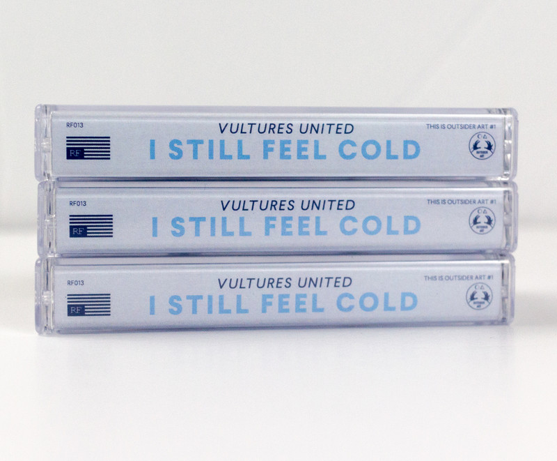 "RF013 Vultures United ""I Still Feel Cold"" CS"