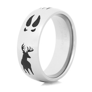 Titanium Tracks and Deer Ring