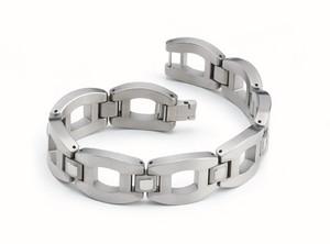 The Arca Men's Titanium Bracelet