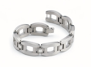 The Arca Men's Titanium Bracelet