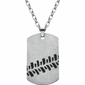 Titanium Mud Bogger Dog Tag