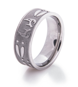 Buck Fever Wedding Ring