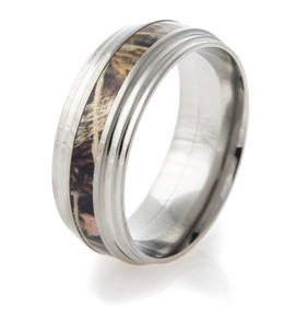Triple-Threat Camouflage Ring