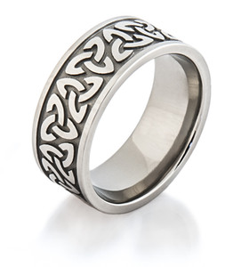 Celtic Weave Style Ring
