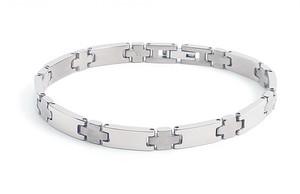 The Decussata  Women's Titanium Bracelet