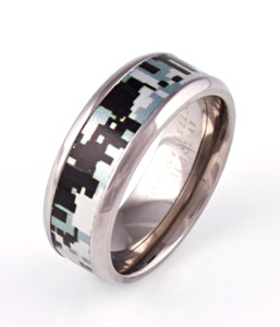 Digital Camo Ring
