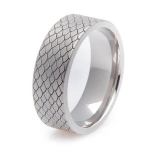 Dragon Scale Ring