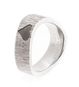 Rustic Love Ring