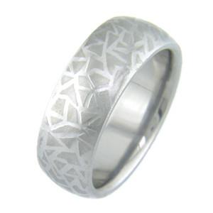 Mokumanium Cracked Ice Ring