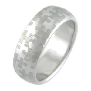 Mokumanium Puzzle Ring
