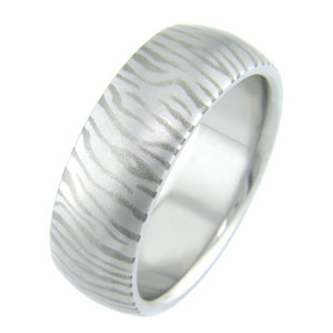 Mokumanium Tiger Ring